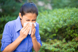 Allergies Causes Illnesses