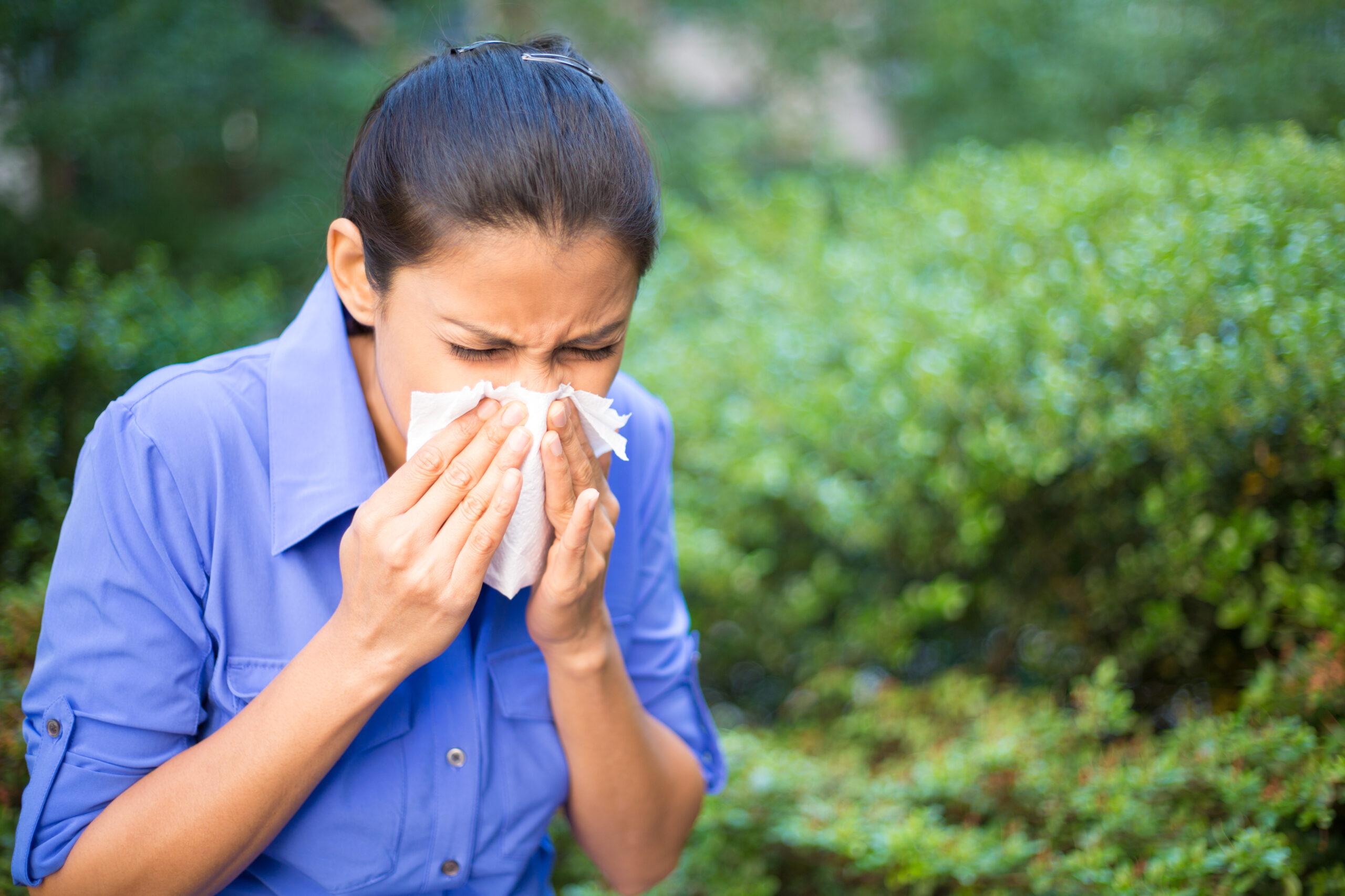 Food Allergies Causes Illnesses