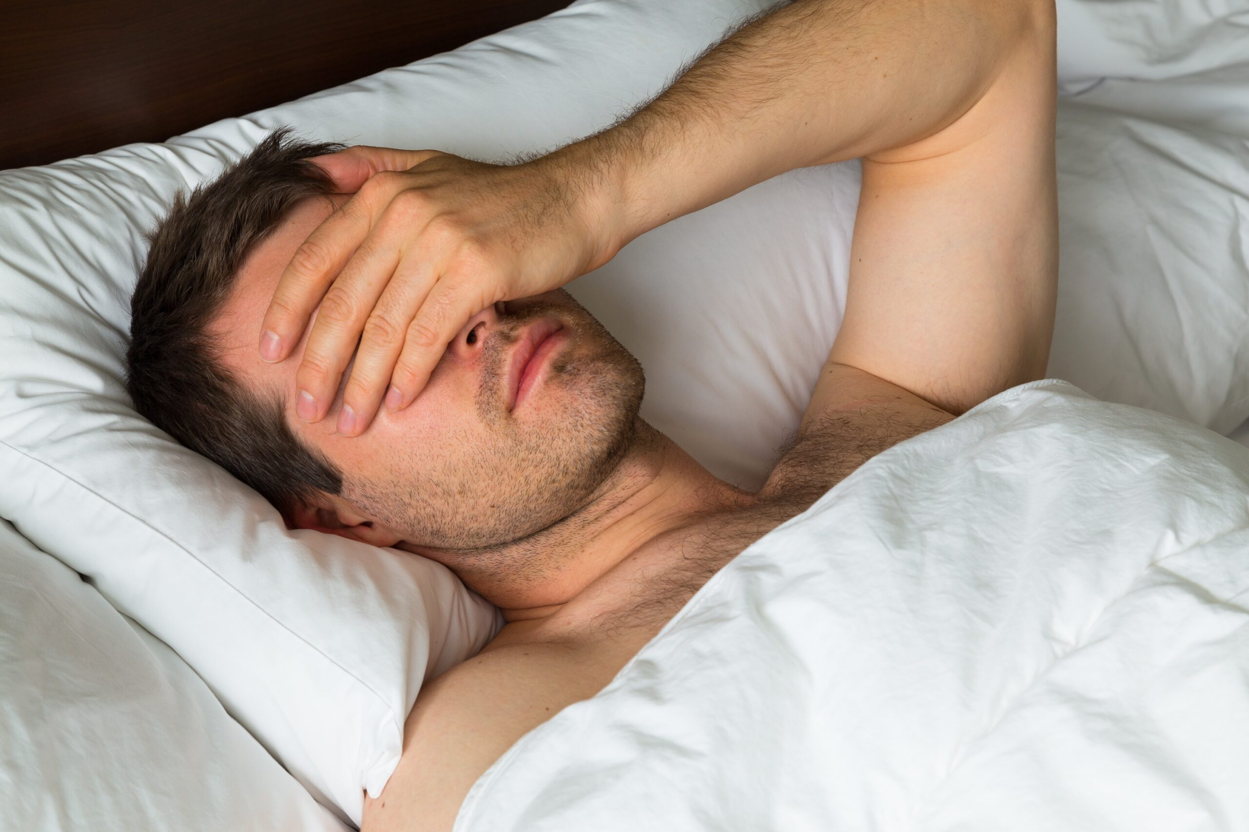 Insomnia- are you having trouble sleeping- contact Taylor Medical Group