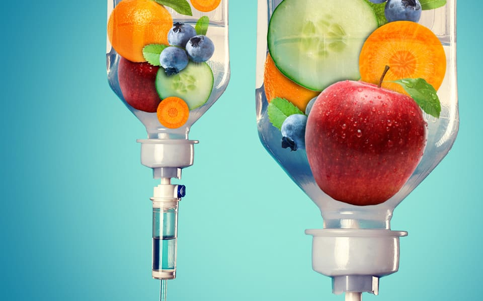 IV nutritional thearapy